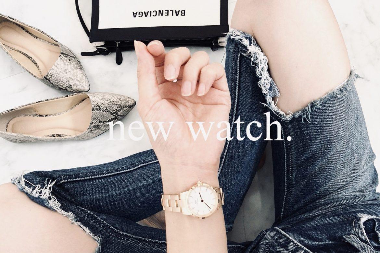 (🆕)新作の時計⌚️✨<br>(💄)愛用カラコン👁💕<br>#まとめ買いがお得🤩!