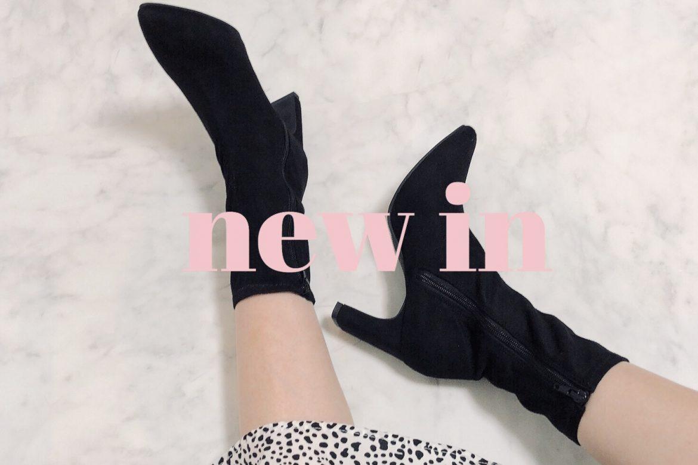 (🍁)ショートブーツ👢🆕<br>#秋物GET💋<br>(👟)ちびまるの靴も👦⭐️