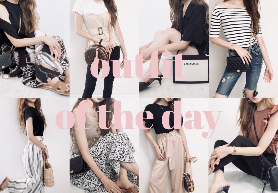 (👠)COORDINATE<br>まとめました🙋♀️💓<br>#15style💄💍💎<br>(📷)毎月のあれ👶💋