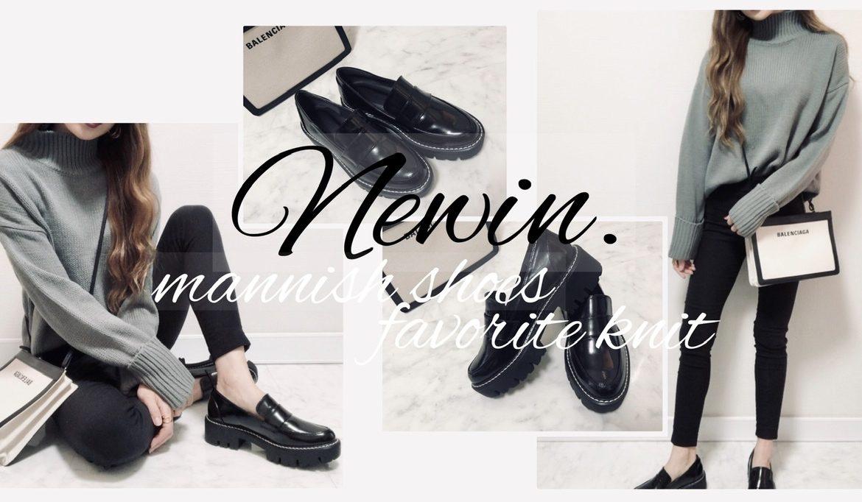 (👞)COORDINATE<br>#パンツstyle👖🖤<br>#新しい靴🆕<br>(🛍)プチプラ購入品👯♀️❄️